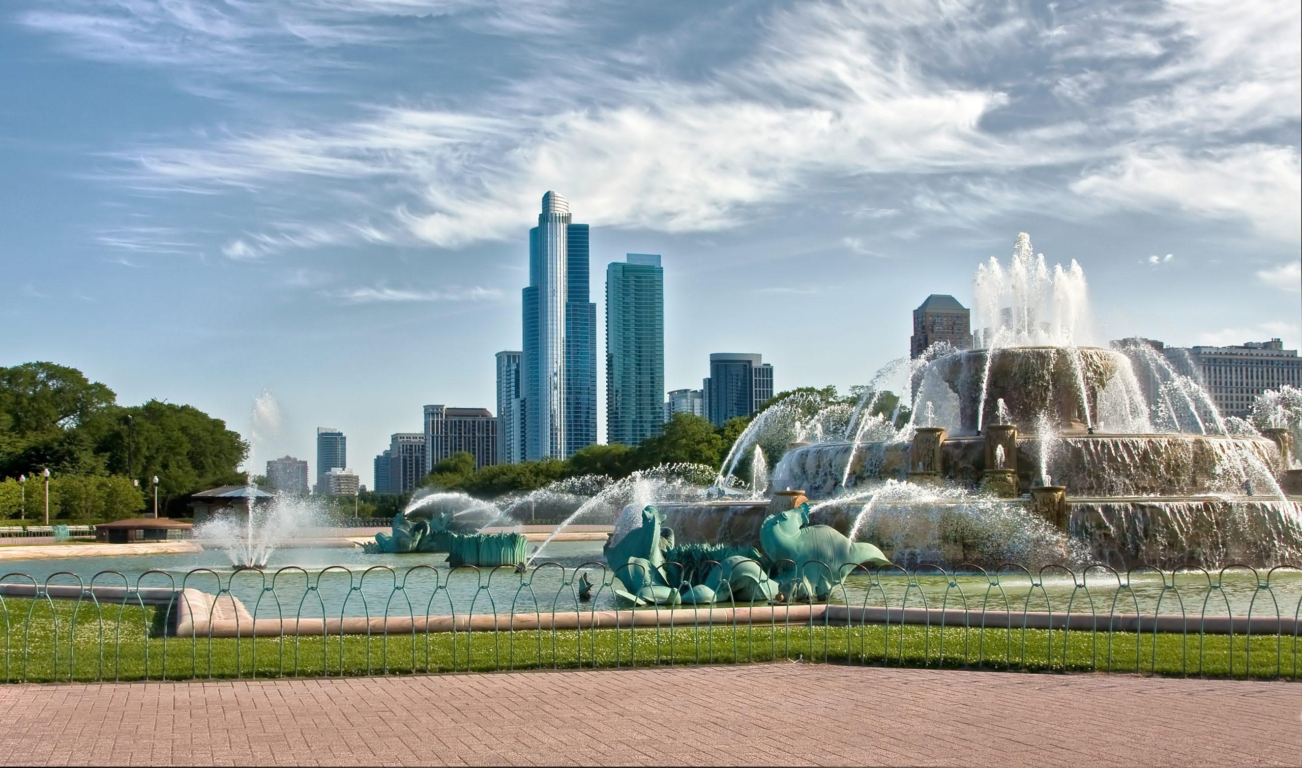 fuente buckingham chicago windy city